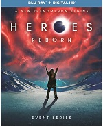 Heroes Reborn: The Event Series