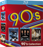 Decades 90's Pack 3 (Heat, Goodfellas, L.A. Confidential)