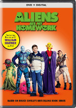 Aliens ate my homework (Des extraterrestres ont ma