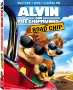 Alvin and the Chipmunks: The Road Chip (Alvin et les Chipmunks : Sur la route)