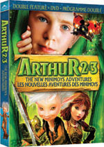 Arthur 2 & 3 - The New Minimoys Adventures