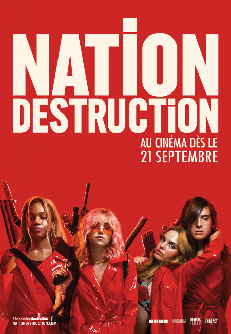 Assassination Nation (Nation Destruction)