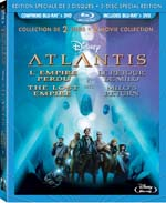 Atlantis: The Lost Empire/Milo's Return