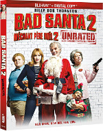 Bad Santa 2 (Méchant Père Noël 2)