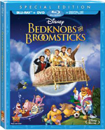 Bedknobs and Broomsticks Special Edition (L'apprentie sorcière)
