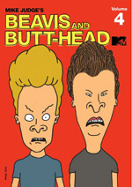 BEAVIS AND BUTT-HEAD VOLUME 4
