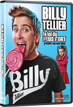 Billy Tellier : La loi du plus fort
