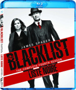 The Blacklist season 4 (La liste noire saison 4)