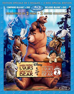 BROTHER BEAR/ BROTHER BEAR 2: 2-Movie Collection