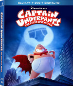 Captain Underpants: the first epic movie (Les aventures du Capitaine Bobette : Le film)