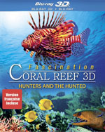Fascination : Coral Reef 3D Hunters and the hunted