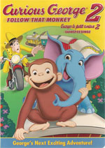 Curious george 2:Follow that monkey