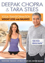 Yoga Transformation : Weight Loss And Balance