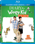 Diary of a Wimpy Kid Dog Days (Journal d'un dégonflé: Ça fait suer)