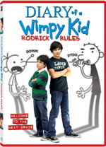 Diary of a Wimpy Kid: Roderick Rules