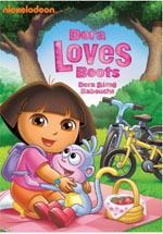 Dora the Explorer: Dora Loves Boots (Dora aime Babouche)