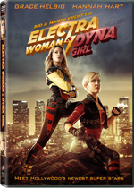 Electra Woman And Dyna Girl