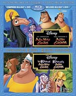The Emperor's New Groove & Kronk's New Groove 2-Movie Collection
