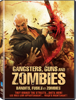 Gangsters, Guns And Zombies (Bandit, Fusils Et Zombie)