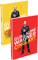 Guillaume Wagner - Cinglant