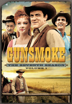 Gunsmoke: The Seventh Season Volume One