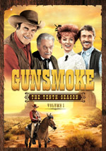 Gunsmoke: The Tenth Season Volume One