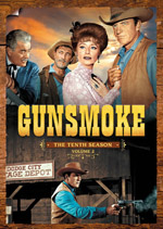 Gunsmoke: The Tenth Season Volume Two
