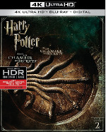 Harry Potter and the chamber of secret 4K
