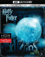 Harry Potter and the order of the Phoenix 4K