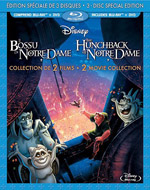 THE HUNCHBACK OF NOTRE DAME/ THE HUNCHBACK OF NOTRE DAME II: 2-Movie Collection