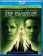 The Island of Dr. Moreau Unrated Director's Cut