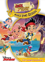 Jake and the Neverland : Pirates: Never Land Rescue