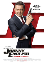 Johnny English Strikes Again (Cinema)