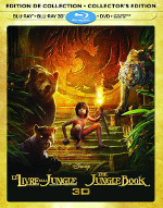 The Jungle Book (Le livre de la jungle) 3D