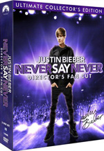 Justin Beiber Never say Never Director's Fan Cut