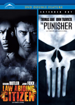 Law Abiding Citizen & Punisher Double Feature