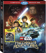 Lego Star Wars: The Freemaker Adventures season 1 (Star Wars : Les Aventures des Freemaker)
