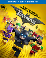 The Lego Batman movie (Lego Batman le film)