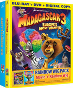 Madagascar 3 Europe's Most Wanted (Madagascar 3 : Bons baisers d'Europe)