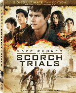 Maze Runner: The Scorch Trials (L'épreuve : la terre brûlée)