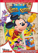 Mickey Mouse ClubHouse  Super Adventure