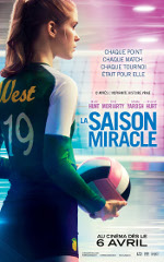 La Saison Miracle (The Miracle Season) (Cinéma)