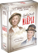 Miss Marple, Coffret Collection