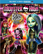 Monster High: Freaky Fusion (Monster High: Fusion monstrueuse)