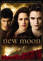 The Twilight saga : New moon