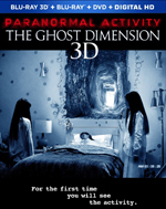 Paranormal Activity: The Ghost Dimension (Activité paranormale : La dimension fantôme)