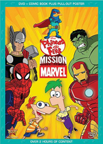 Disney's Phineas and Ferb: Mission Marvel