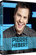 Pierre H�bert en spectacle
