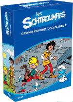 SCHTROUMPFS - GRAND COFFRET COLLECTION 2