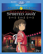 STUDIO GHIBLI: SPIRITED AWAY